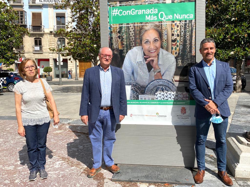 El Ayuntamiento presenta una campaña de apoyo a la hostelería y el comercio