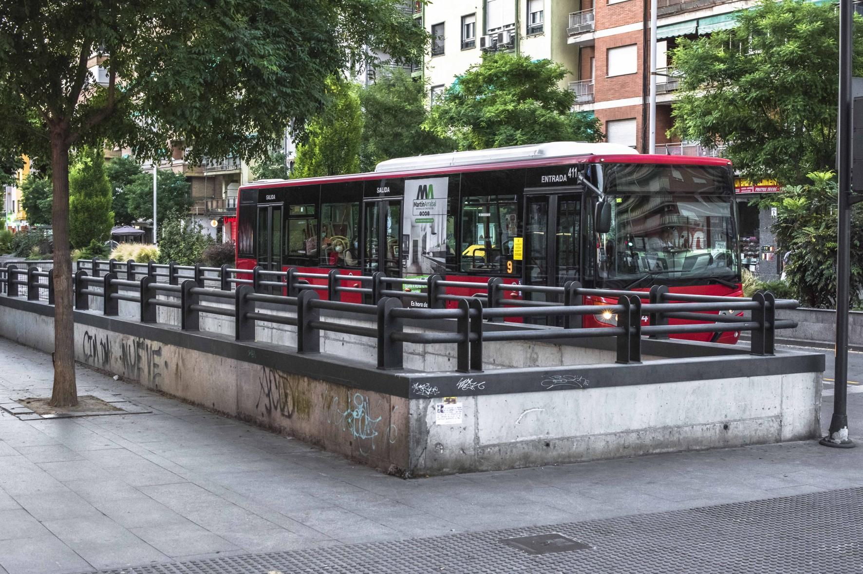 Dos ofertas optan a la redacción del proyecto de aparcamiento en el túnel de Camino de Ronda