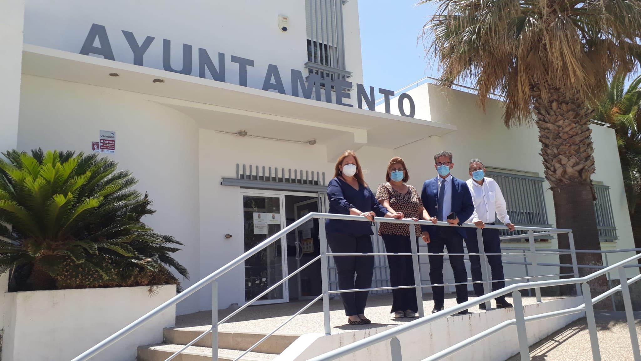 La Junta destaca la calidad y seguridad de las playas de Granada