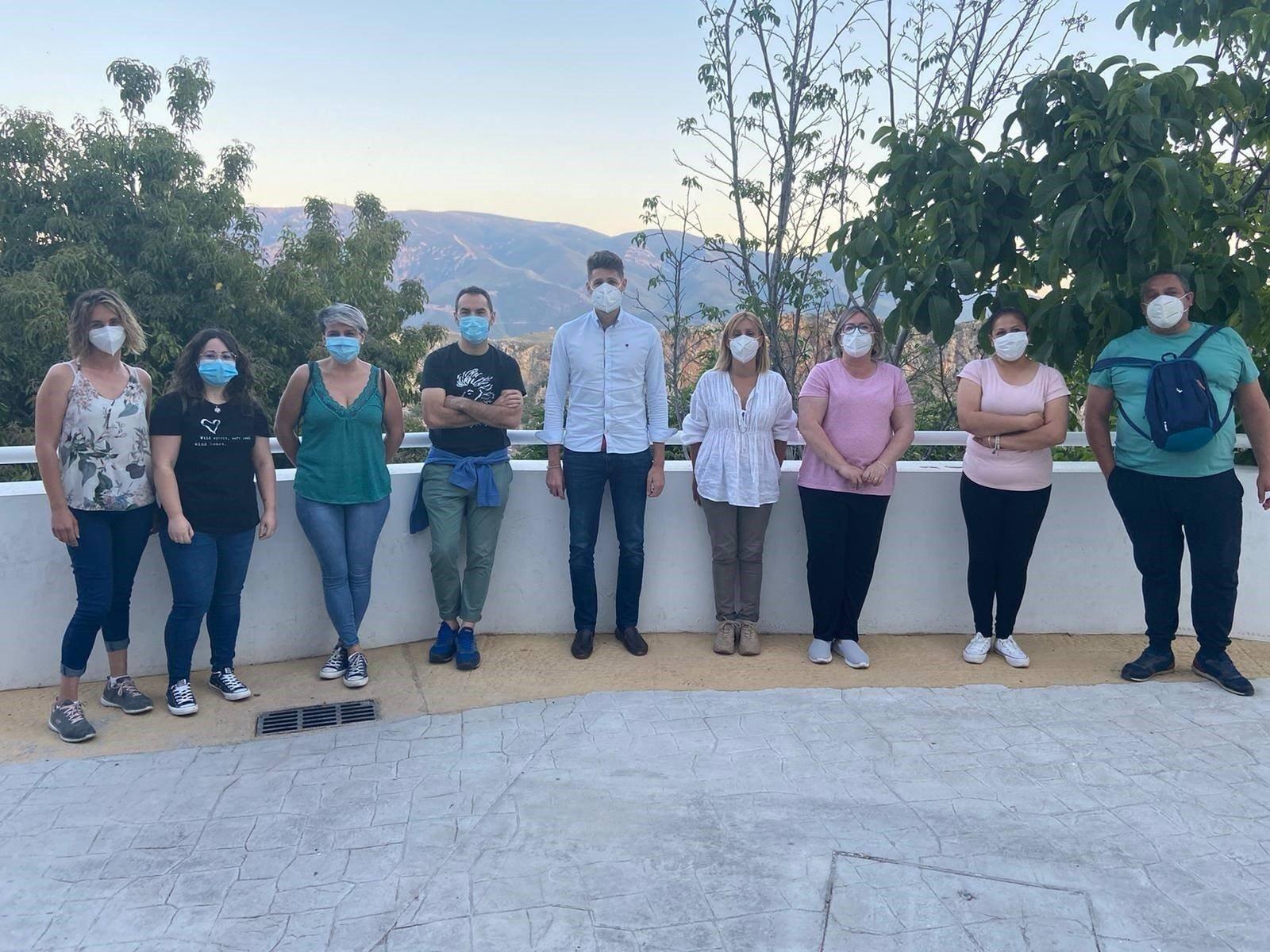 Lanjarón suspende su Fiesta del Agua por San Juan