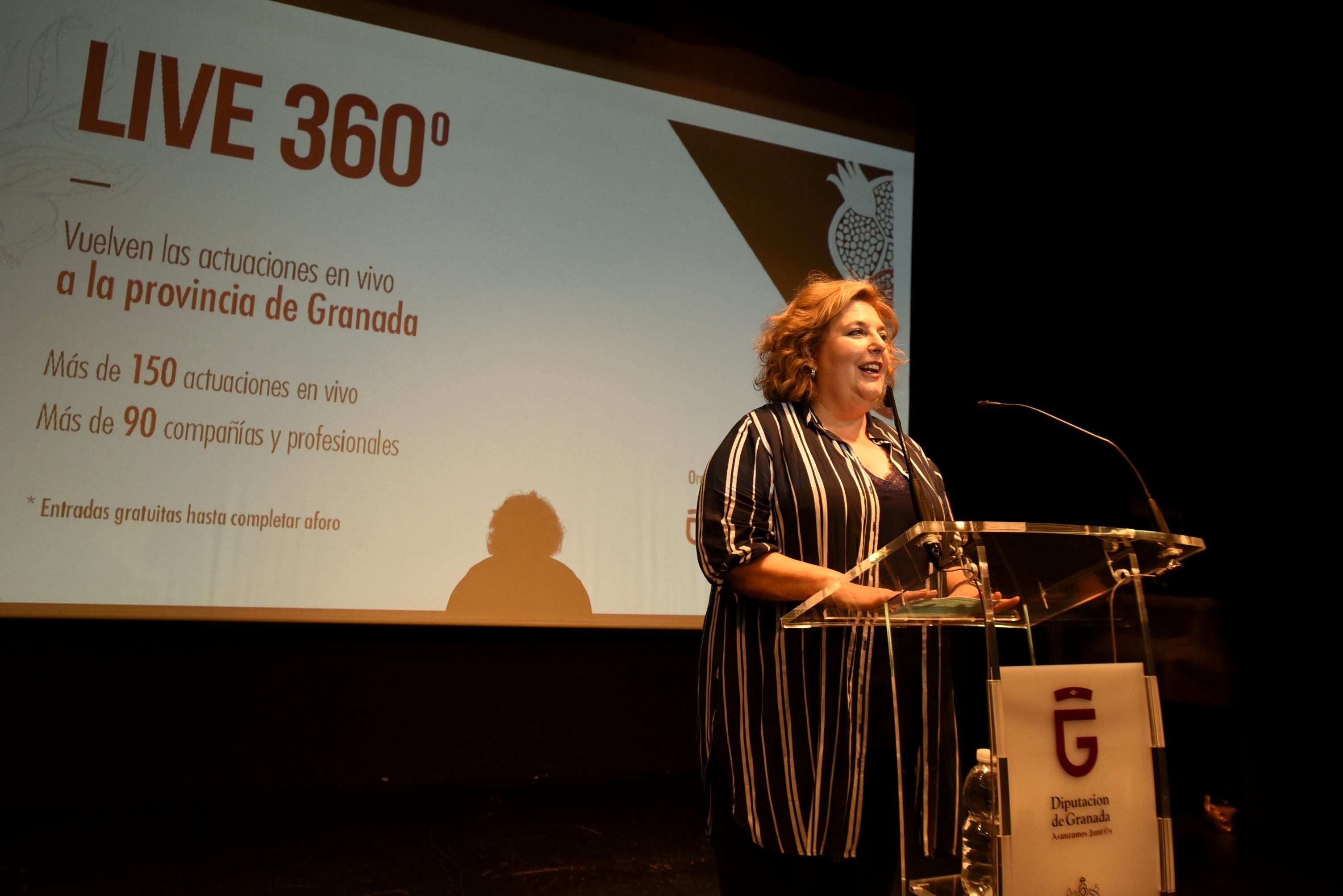 Diputación programa una gira especial con 150 actuaciones en vivo por los municipios de la provincia