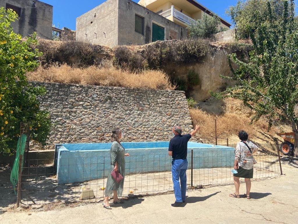 El PP pide a la Diputación que actúe ante los deslizamientos en algunas calles de El Pinar