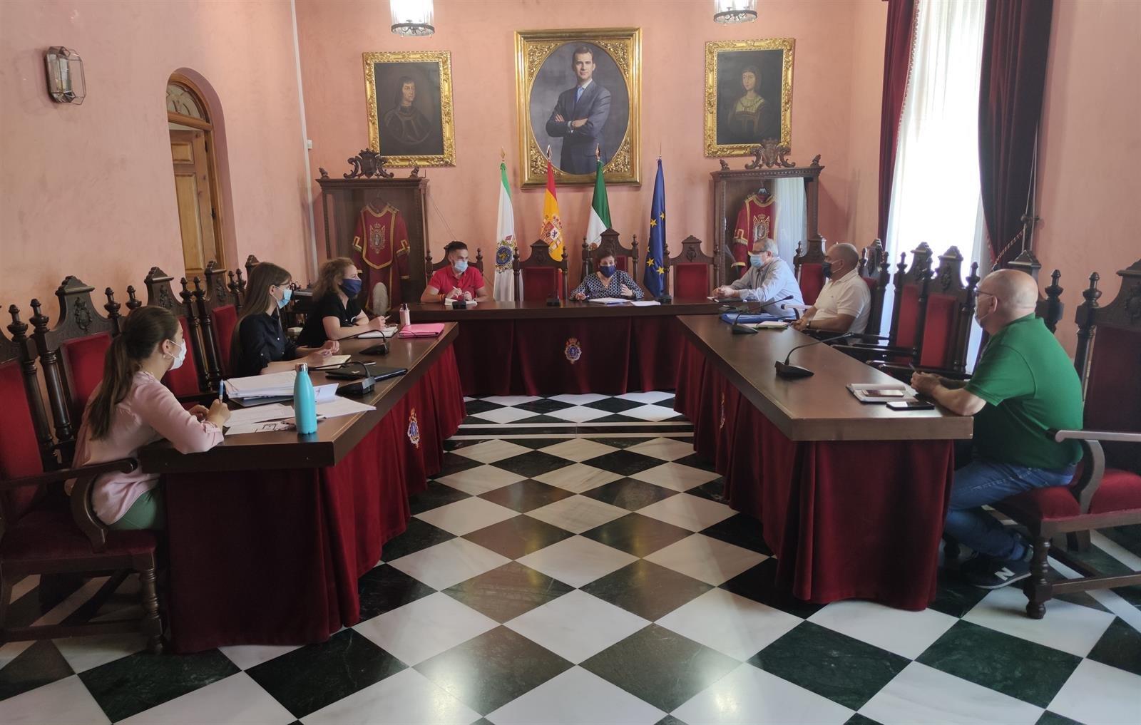 Huéscar cumple primer año con gobierno de PP y Cs, que se relevarán en la Alcaldía a mitad de mandato