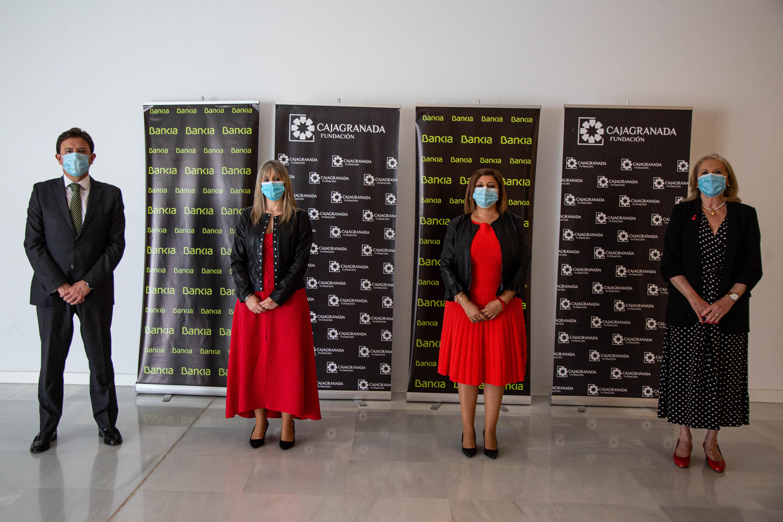 Bankia y CajaGranada Fundación patrocinarán actividades de Fermasa
