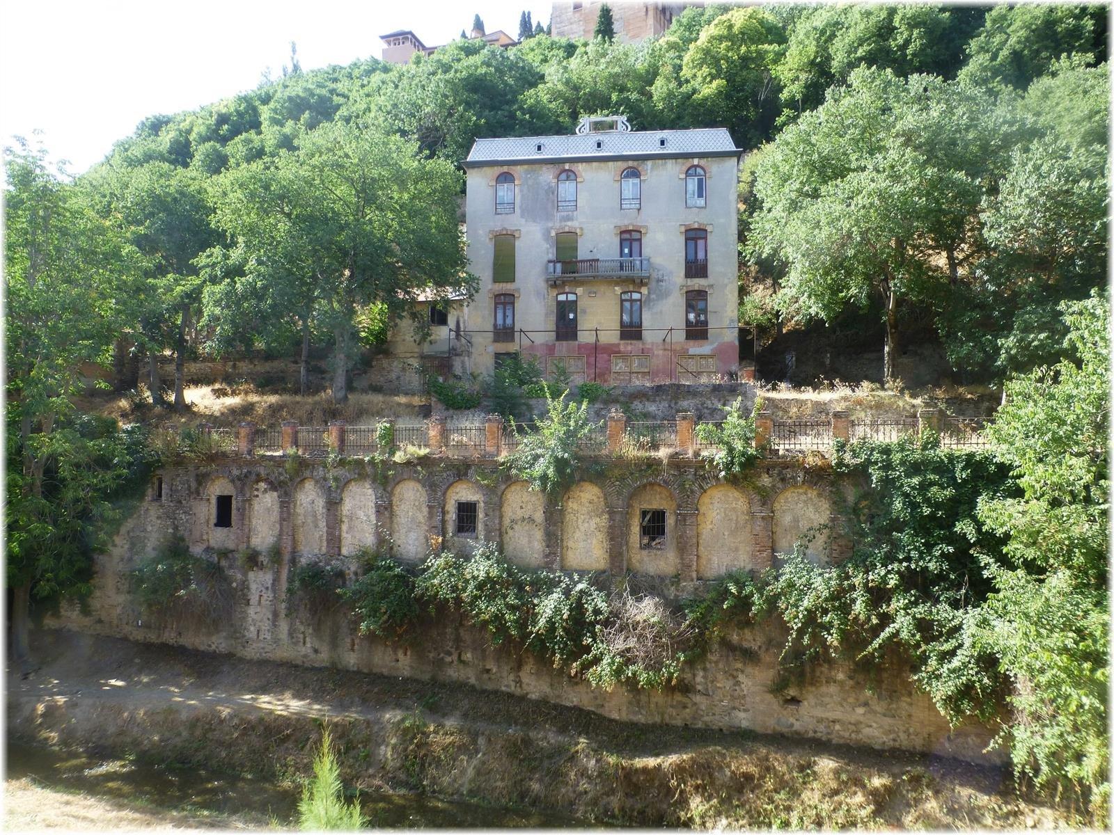 La Alhambra licita la redacción del proyecto de rehabilitación del hotel Reuma