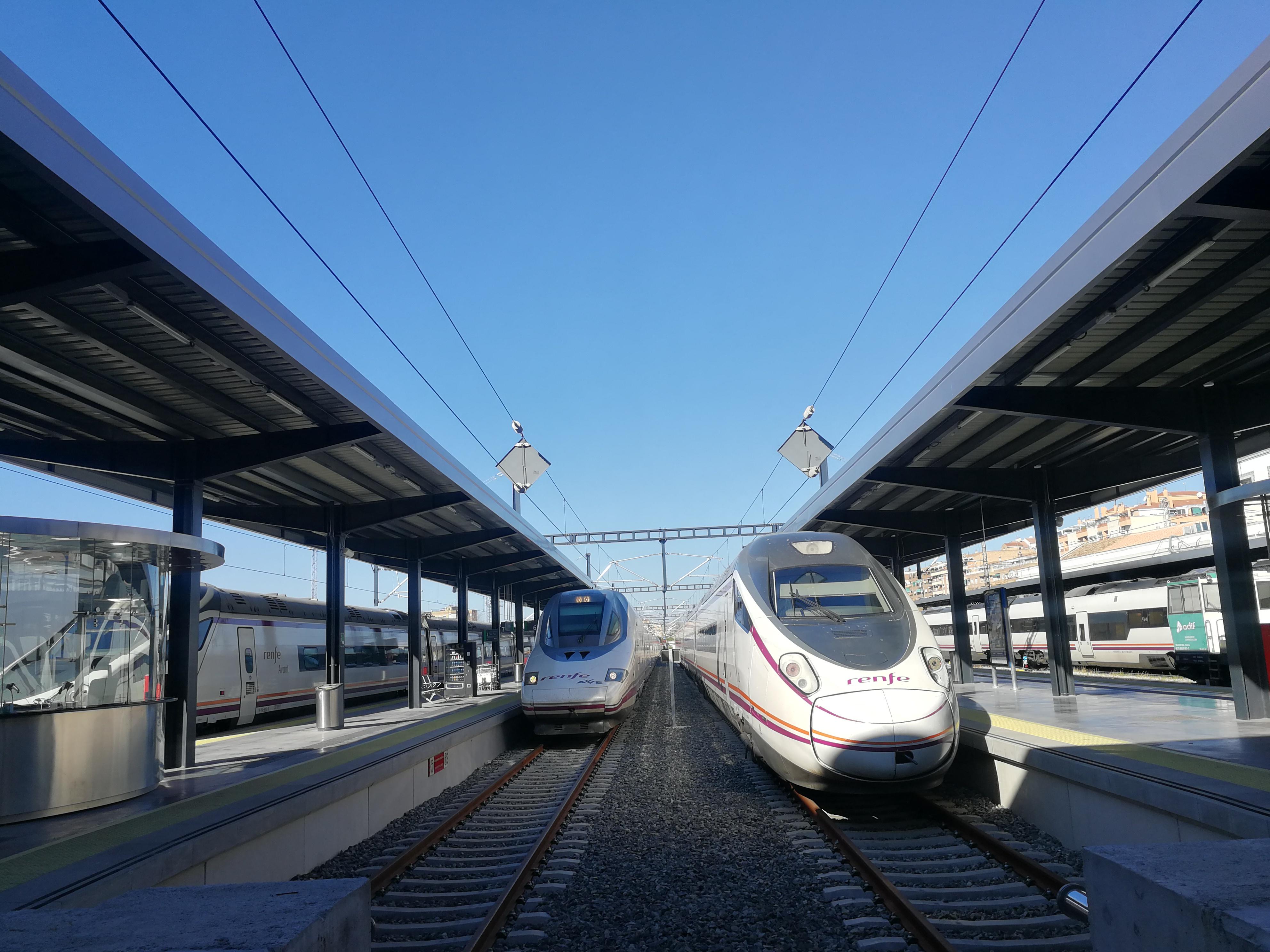 Los trenes Ave de Granada registran 808.000 viajeros en dos años de servicio