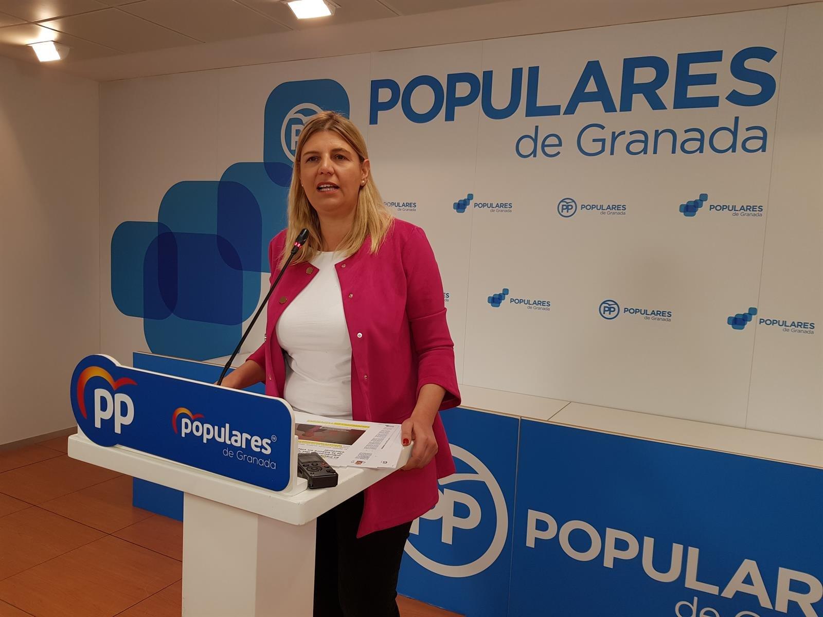 El PP muestra su apoyo a los trabajadores de Servicios Sociales agredidos en Campotéjar