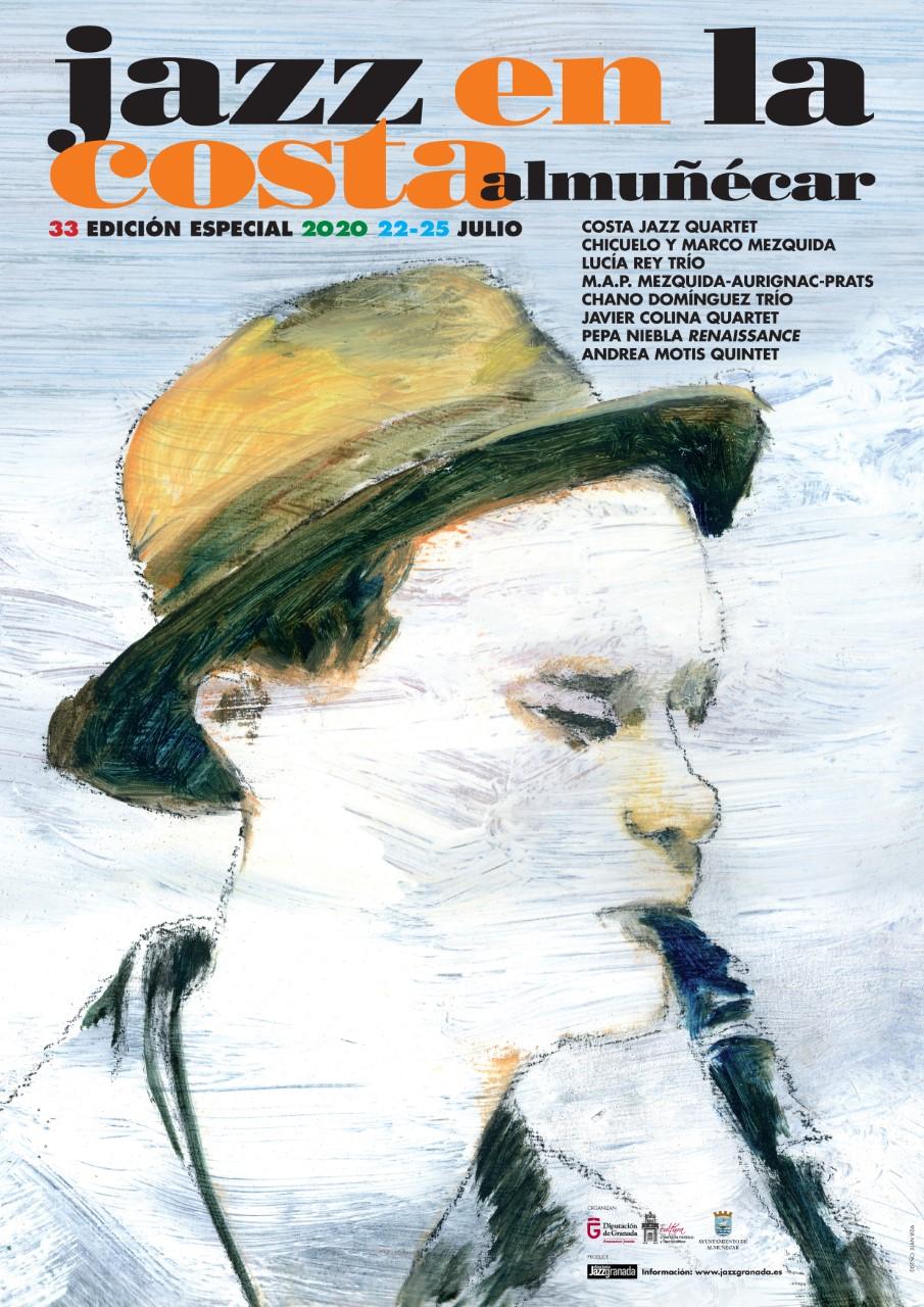 El Festival «Jazz en la Costa» presenta el programa previsto para julio en Almuñécar