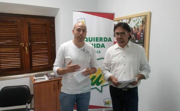 IU Guadix presentará una moción para que se instalen termos para agua caliente en los colegios