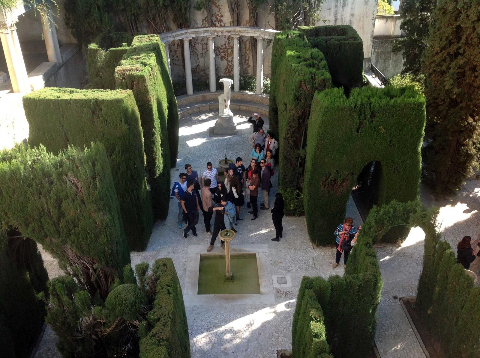 La Fundación Rodríguez-Acosta reanuda la visita pública el 1 de julio