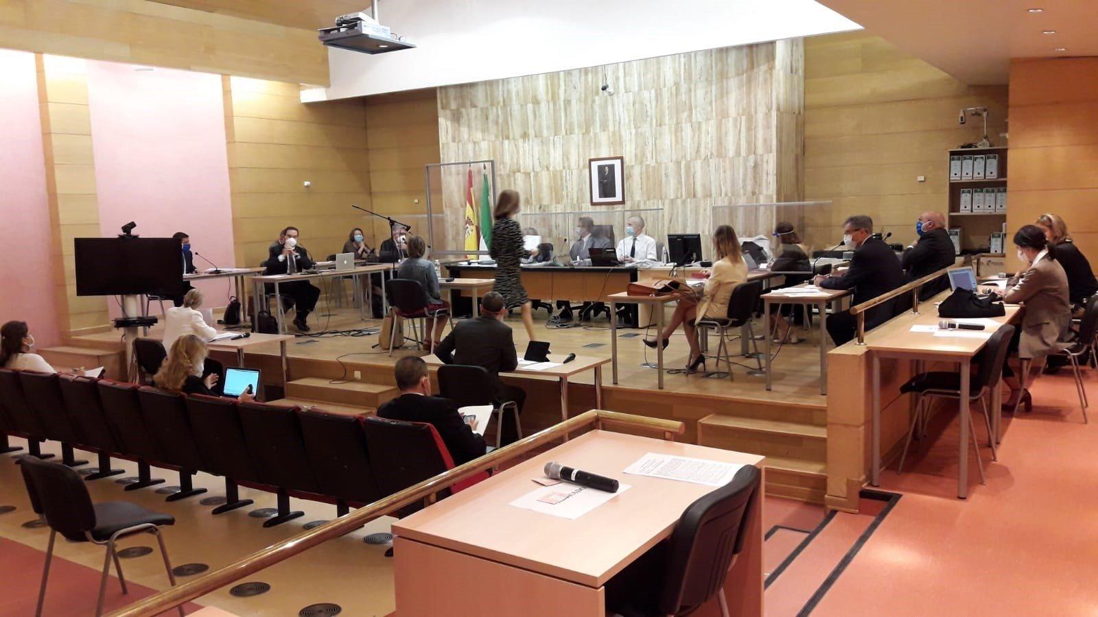 Concejales del PP del «Caso Serrallo» serán absueltos después de que les hayan retirado los cargos