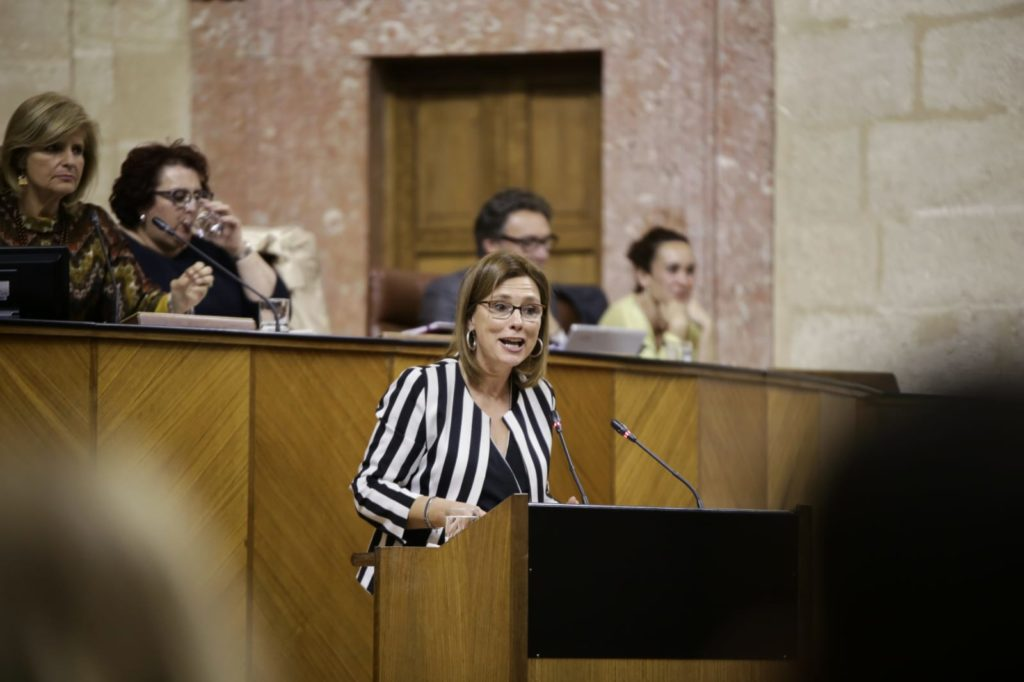 """Para la parlamentaria Mar Sánchez el nuevo Plan de Infraestructuras educativas «impulsa proyectos muy necesarios desde hace décadas"""""""