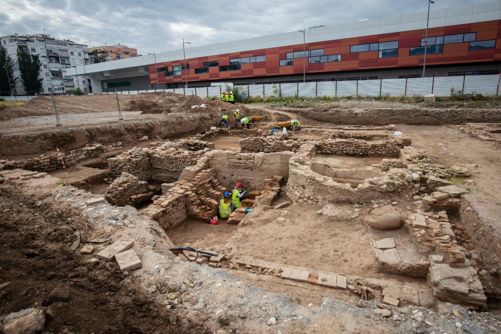 La Junta licita la definitiva intervención arqueológica en el Cuartel de Mondragones