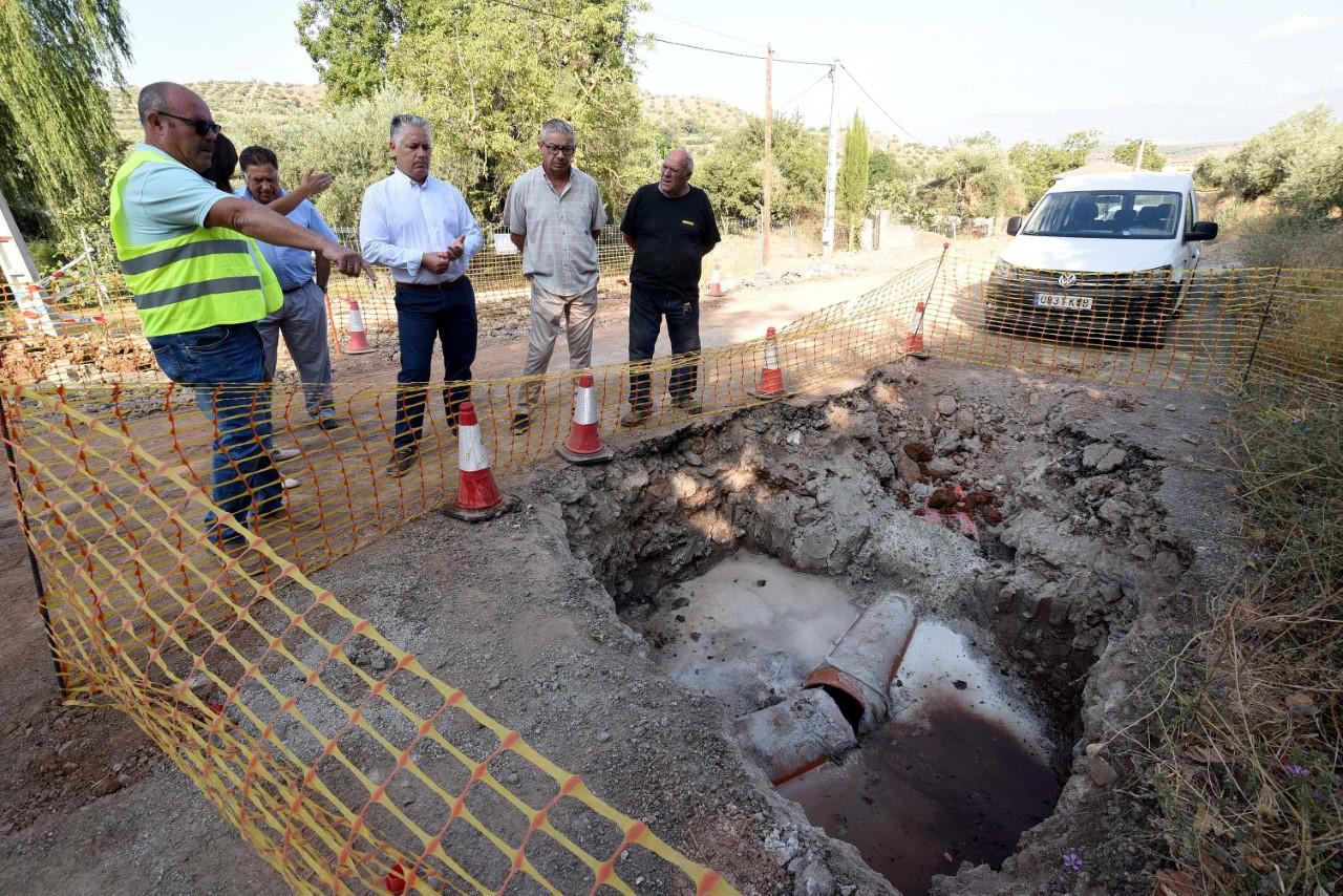 Diputación acuerda con los ayuntamientos agilizar al máximo la inversión de 18 millones en obra pública