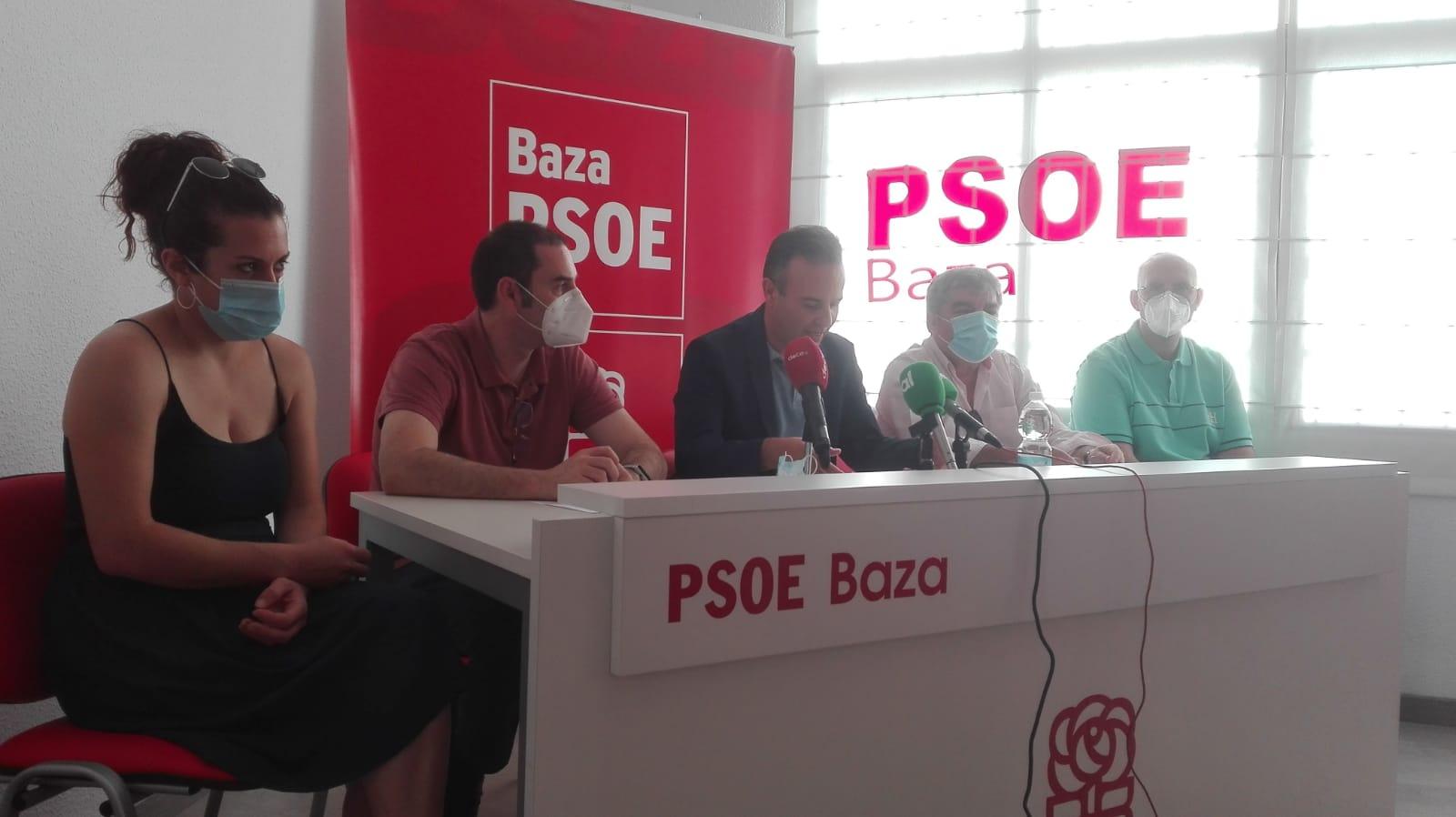 El PSOE pide a la Junta que aumente los fondos para el empleo y la provincia no pierda 12 millones