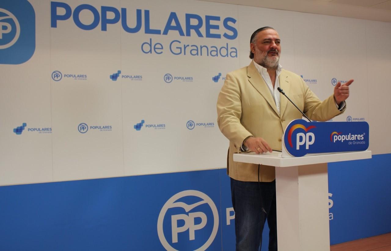 El PP muestra su satisfacción por la absolución de exalcalde de Granada José Torres Hurtado en el Caso Serrallo