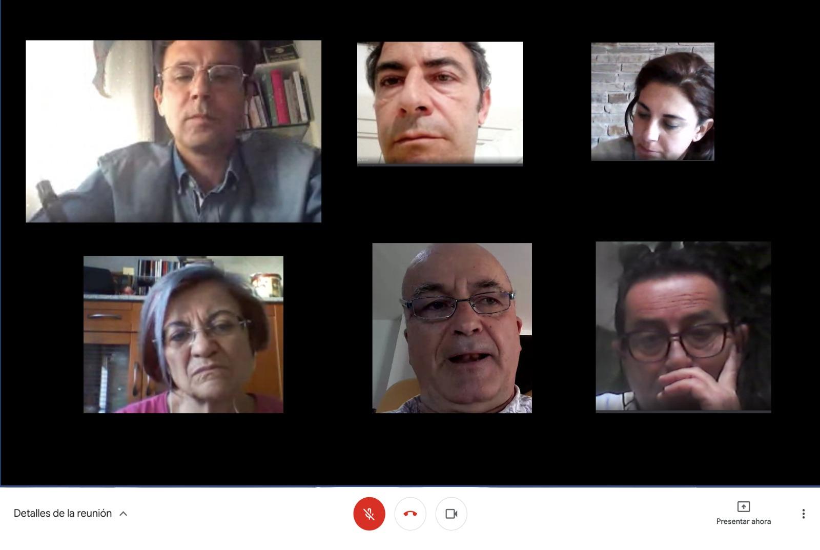 Colectivos ecologistas y el PSOE plantean un proyecto piloto de movilidad sostenible en el PTS