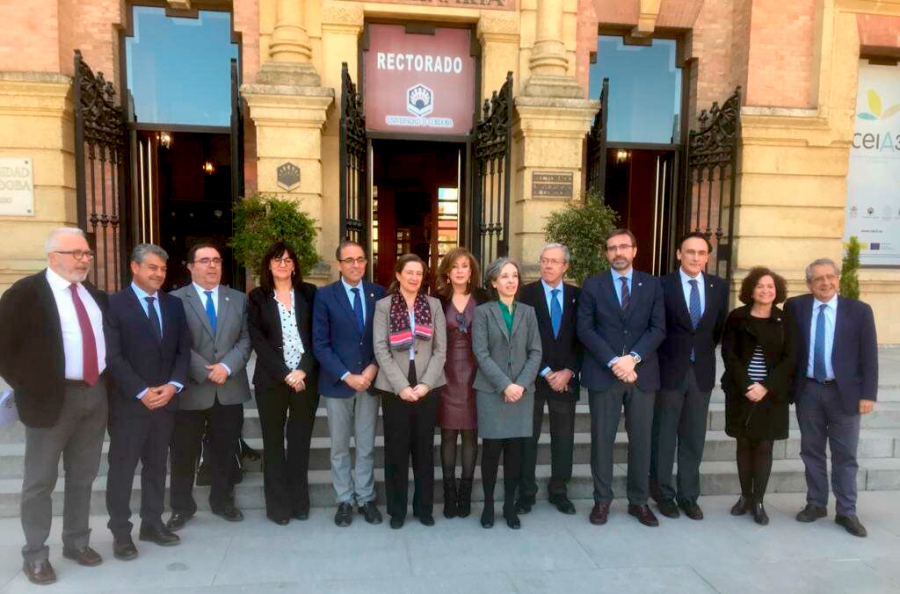 Los rectores y rectoras de las universidades andaluzas piden un reparto adecuado de los Fondos Covid