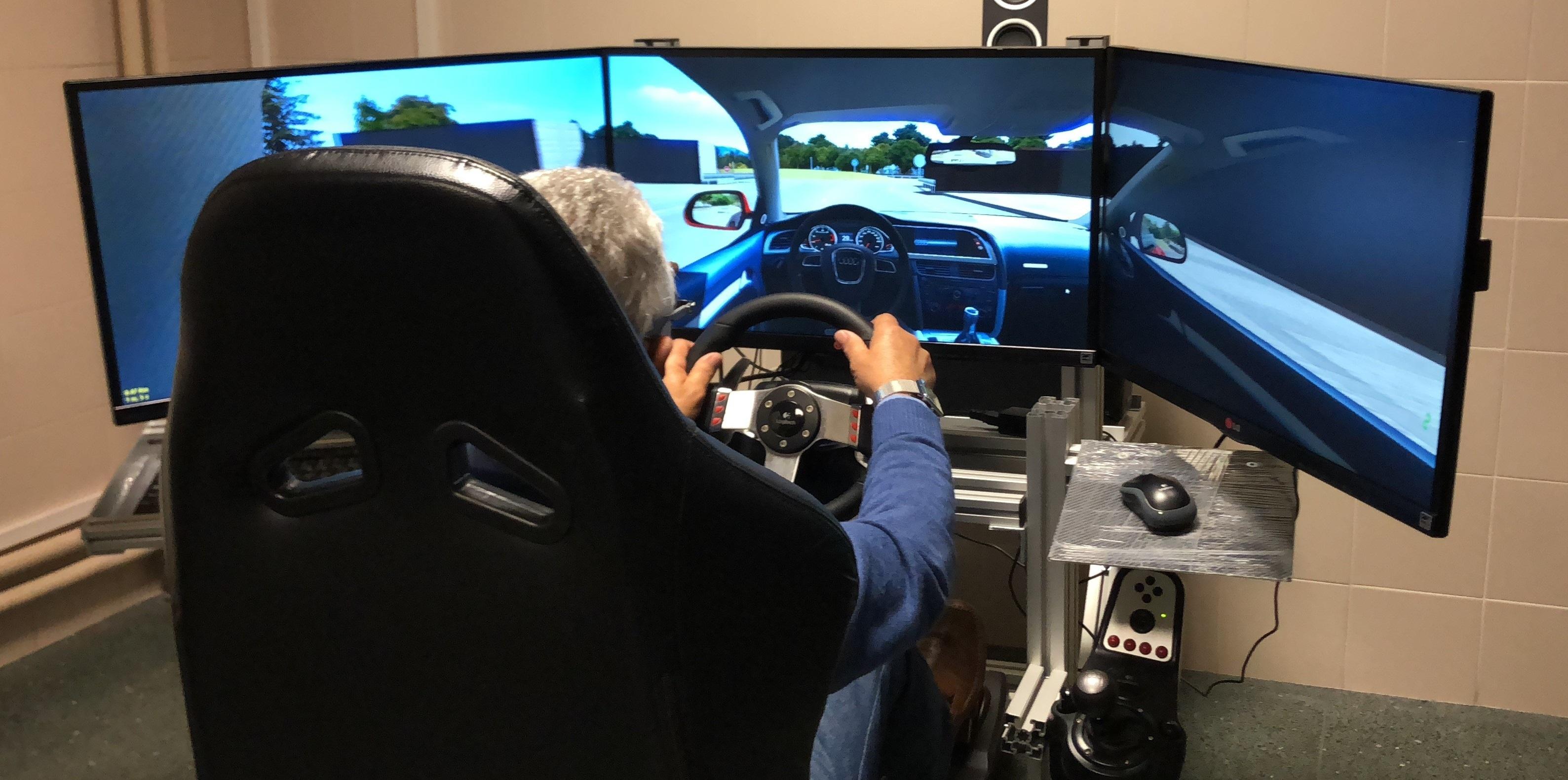 Científicos de la UGR determinan qué parámetros visuales podrían predecir la capacidad de conducir de forma segura