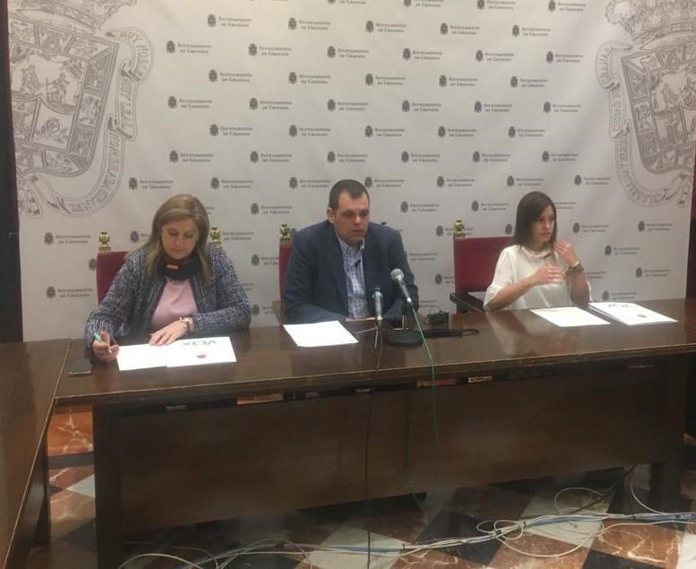 VOX pide a Salvador que se reinvente y plantee una política real con un presupuesto acorde a las necesidades de la ciudad