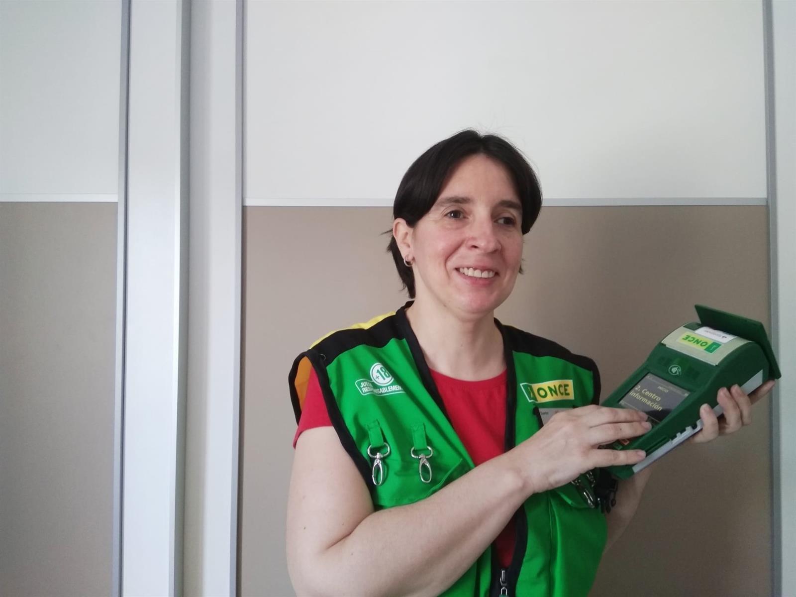 Los 432 vendedores de la ONCE en Granada regresan a la venta el próximo día 15