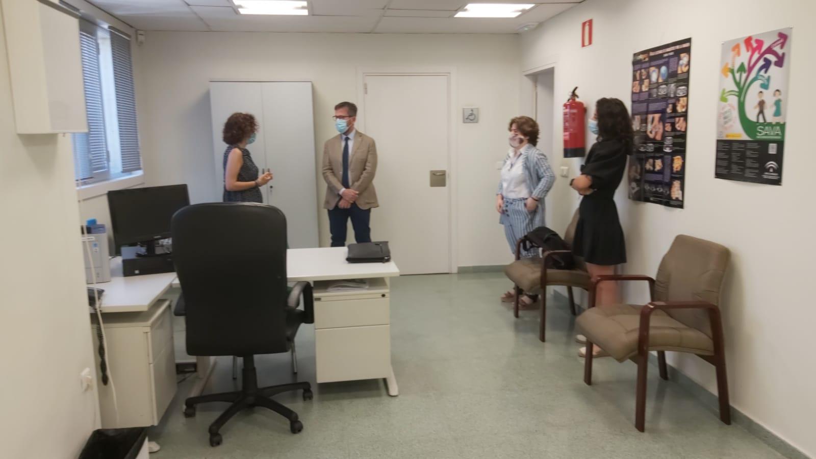 Justicia pone en marcha un SAVA itinerante para la provincia con sede en Santa Fe, Almuñécar y Loja