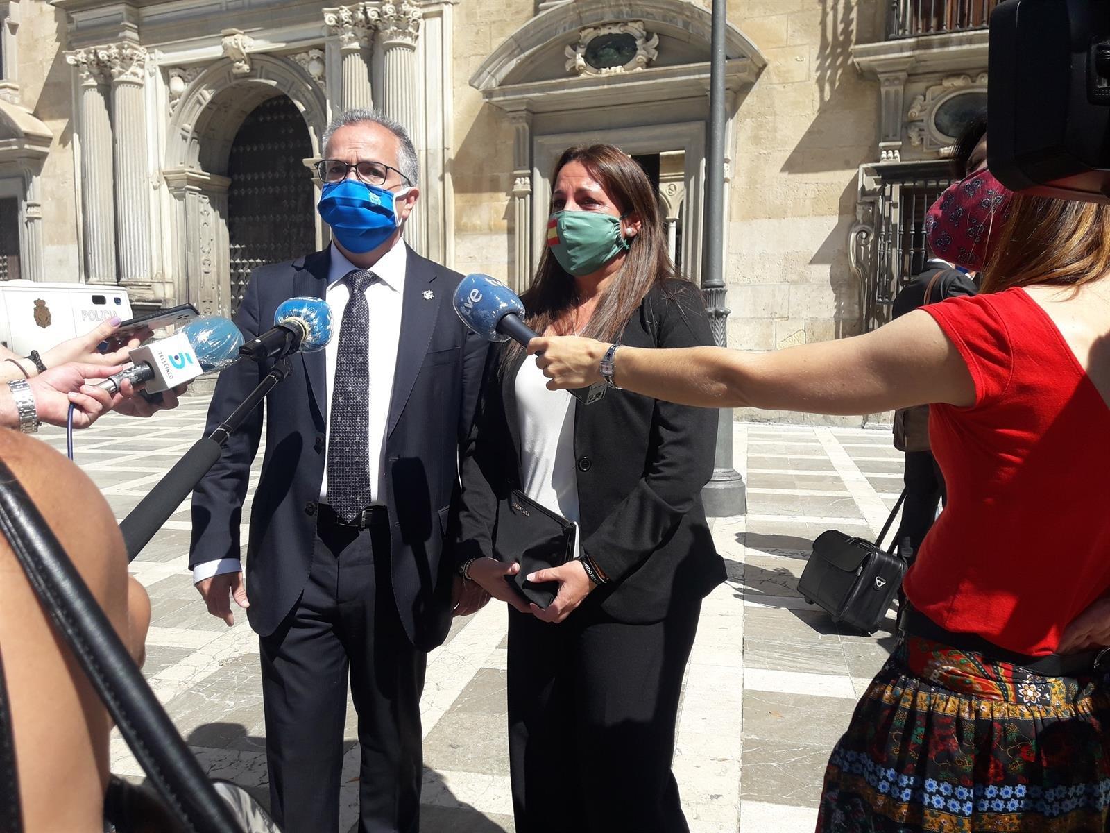 Suspendido el juicio por el crimen del guardia civil por falta de medidas de seguridad