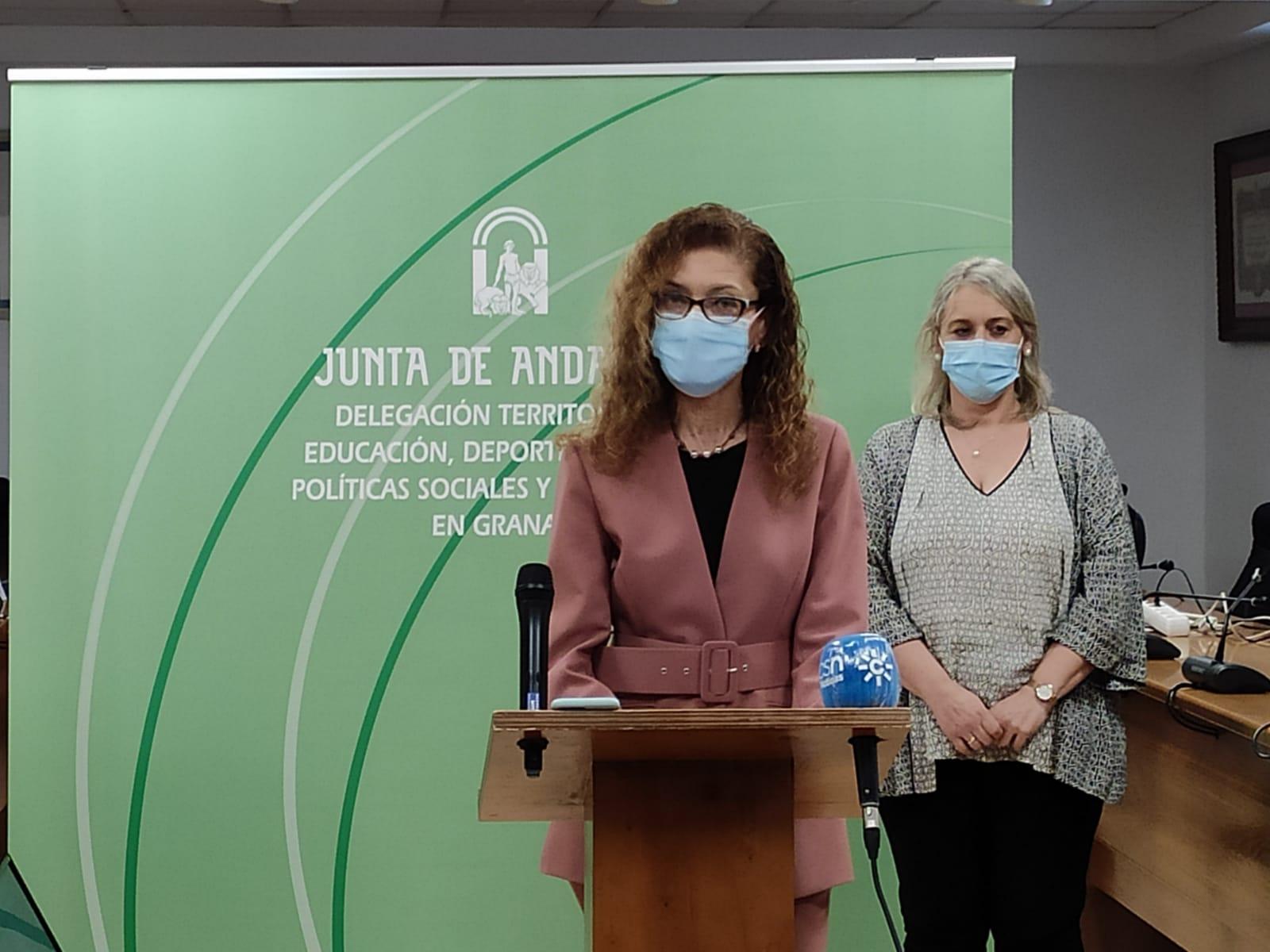 Igualdad ha dedicado 60,5 millones de euros para dar respuesta social a la crisis del coronavirus en Granada