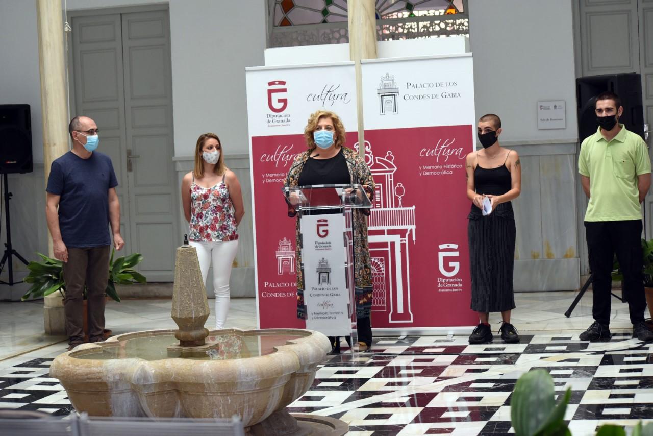"""Las becas """"al Raso"""" para jóvenes artistas en el municipio de El Valle cumplen 20 años"""