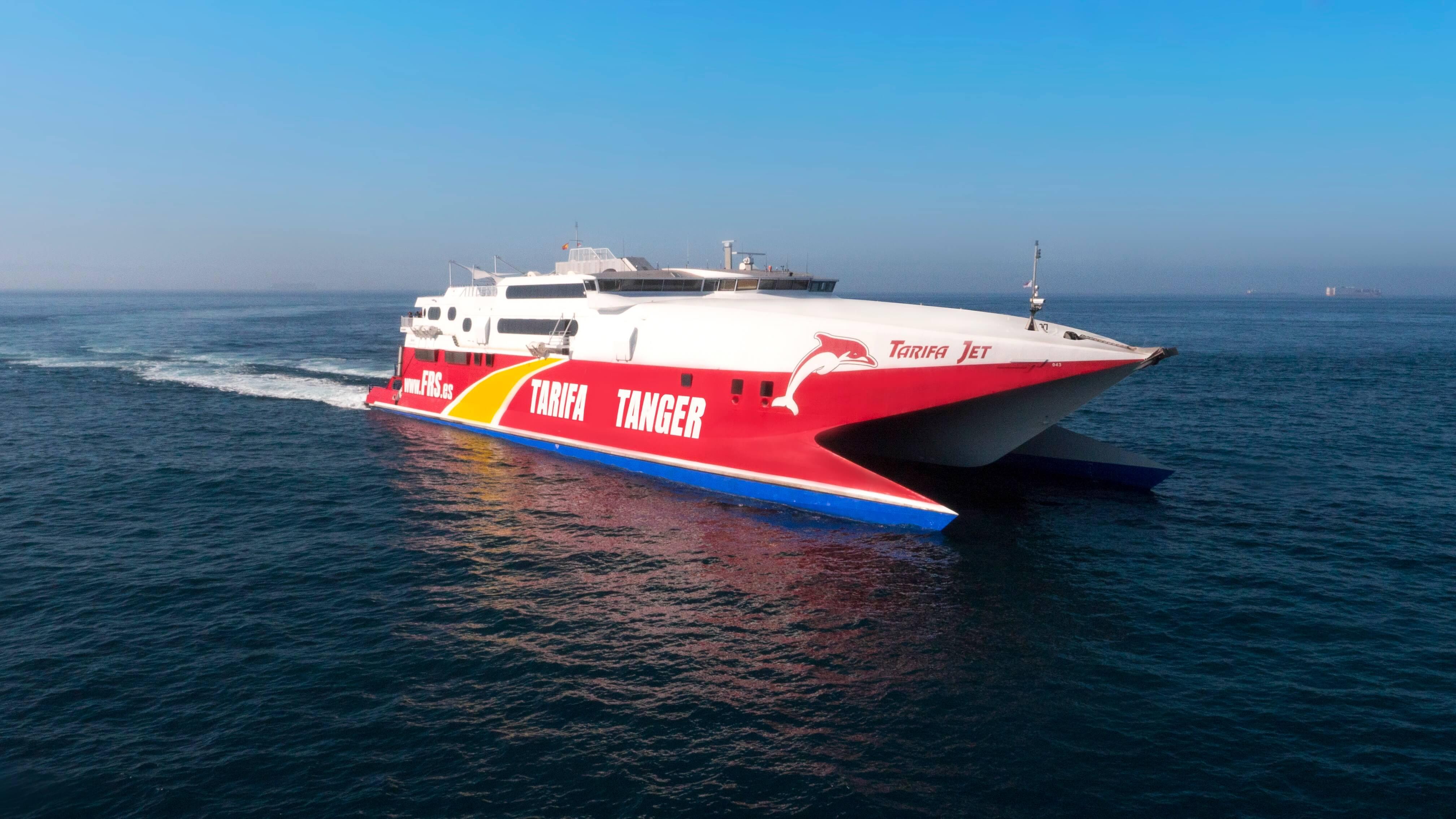 La naviera FRS operará todos sus buques con la certificación 'My Care' frente al COVID-19