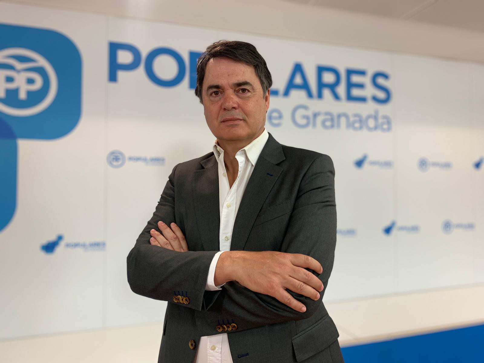 """Rojas exige al Gobierno que """"en lugar de empeñarse en generar crisis institucionales se preocupe por reconstruir nuestra economía"""""""