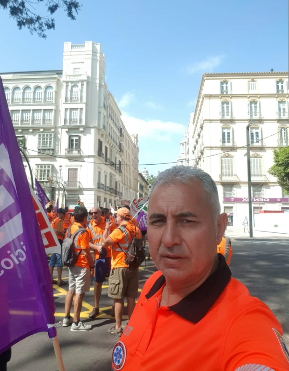 CCOO denuncia el despido de su delegado sindical en Ambulancias Los Cármenes