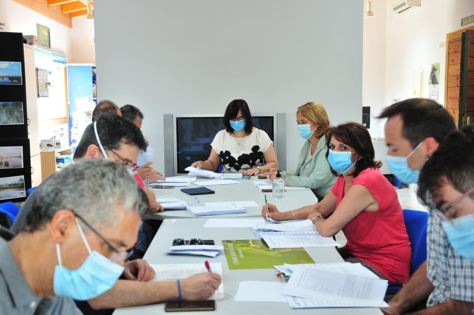 Junta y Ayuntamiento de Motril ratifican su compromiso con la conservación de la Charca de Suárez