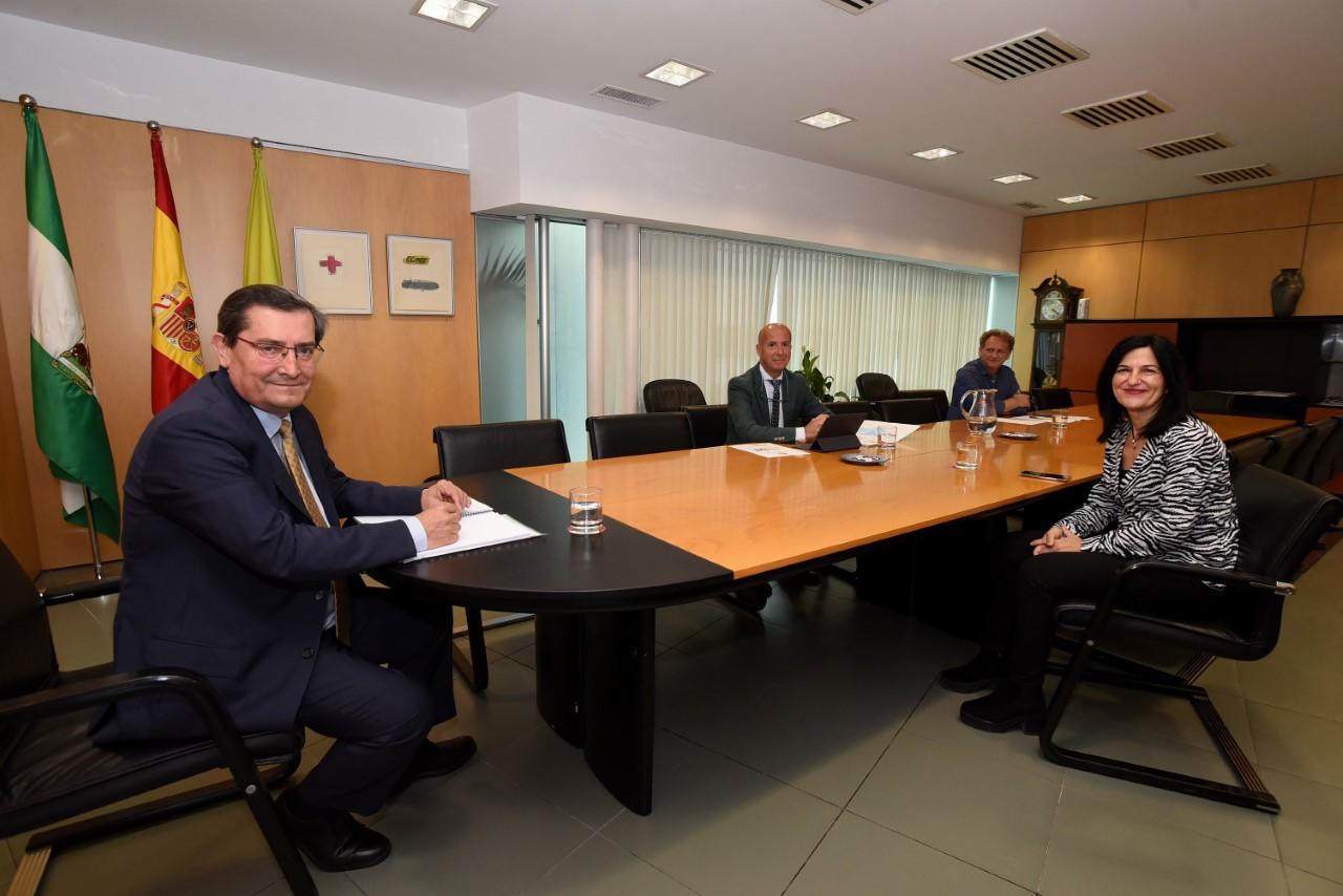 La Diputación de Granada colaborará en la implantación del ingreso mínimo vital en la provincia