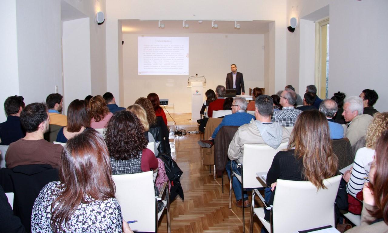 La Escuela de Turismo Rural de Diputación formará a empresas en planificación eficaz y gestión de la comunicación