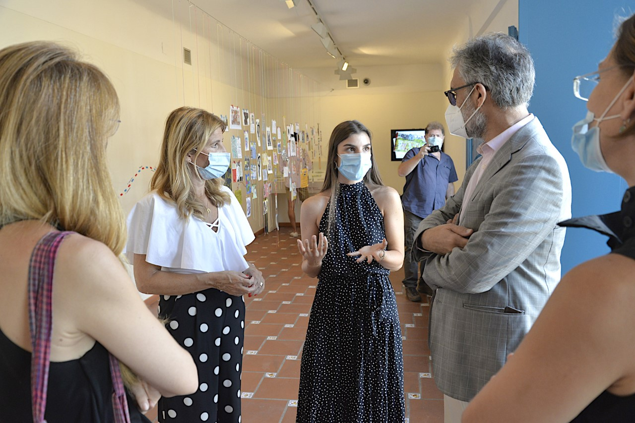 El Carmen de los Geráneos acoge una exposición dedicada a Max Moreau