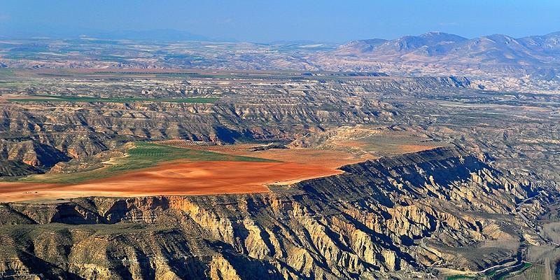 El Geoparque de Granada solicita adherirse a la Asociación de Ecoturismo de España
