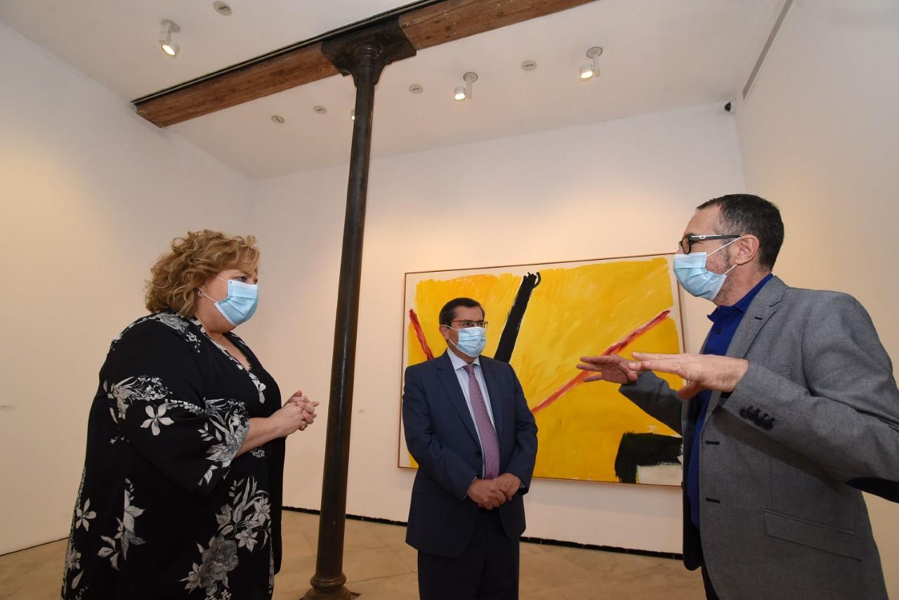 El Centro Guerrero, primer museo de Granada en abrir sus puertas después de casi 3 meses de cierre por la crisis sanitaria