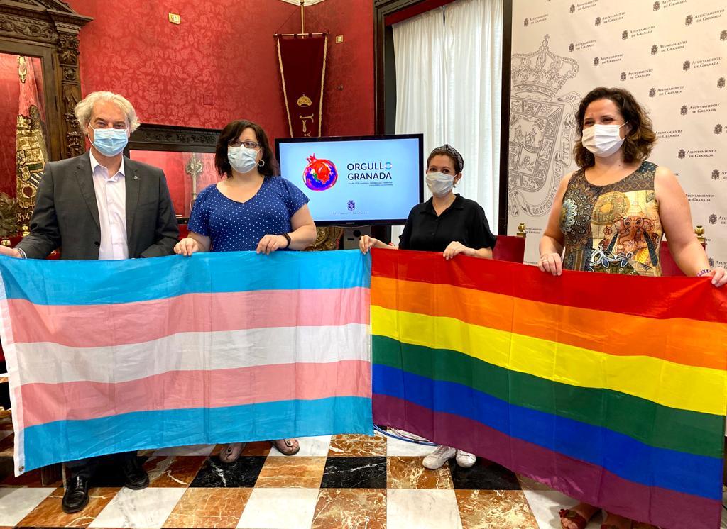 El Ayuntamiento anuncia la creación del Consejo Municipal de Personas LGBTI+