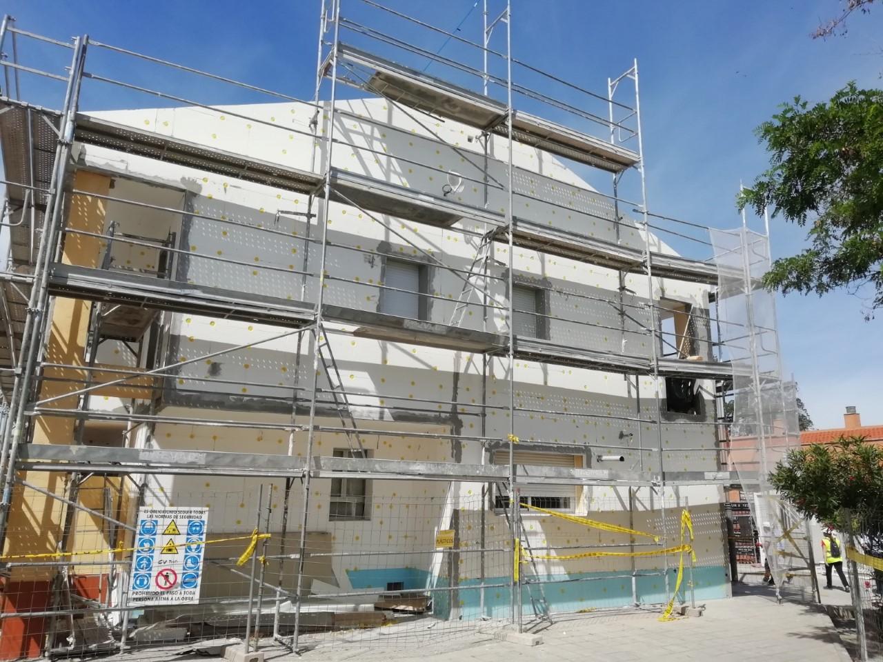 La Junta retoma obras en viviendas de Guadix y Cortes y Graena interrumpidas por el Covid-19