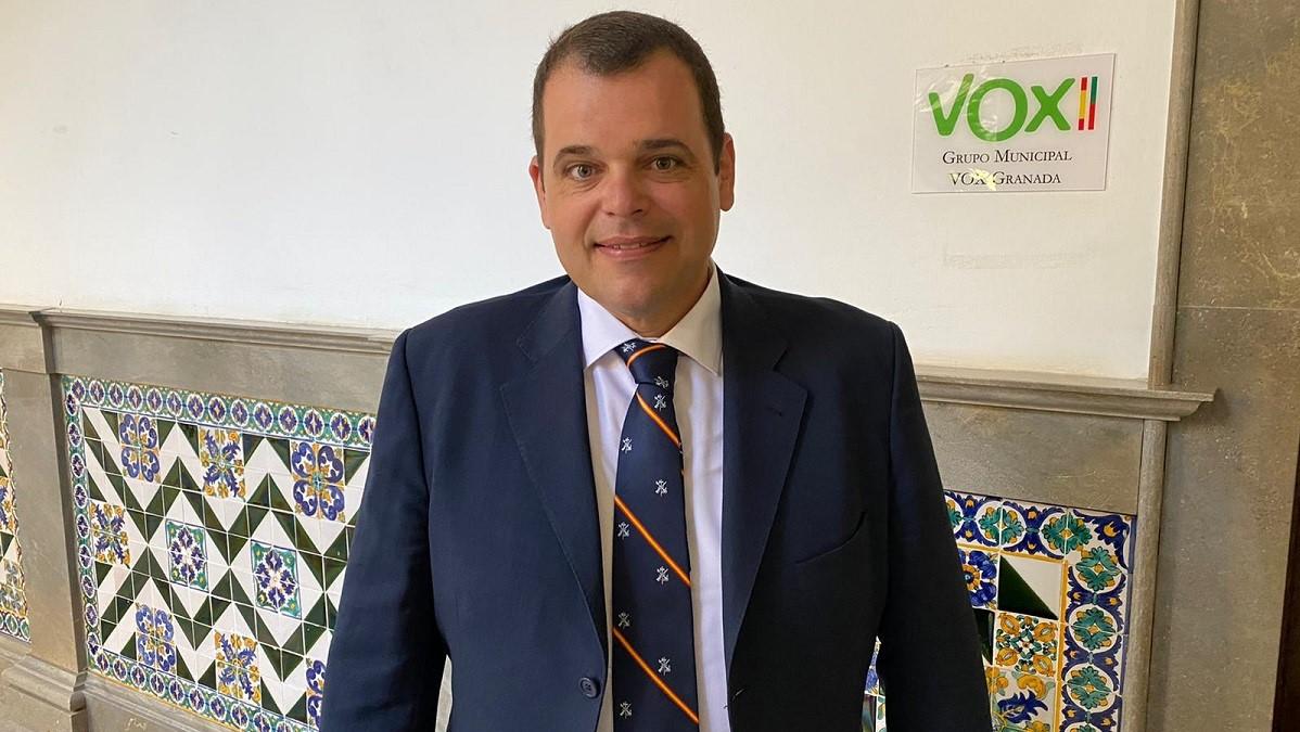Vox critica la falta de previsión del gobierno municipal en los presupuestos de Granada pactados con el PSOE