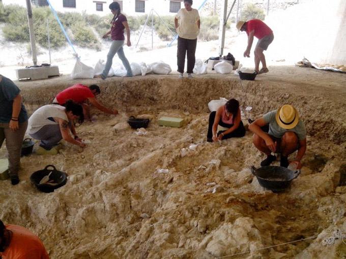 Las excavaciones arqueológicas vuelven a Orce este verano con un proyecto adaptado al Covid-19