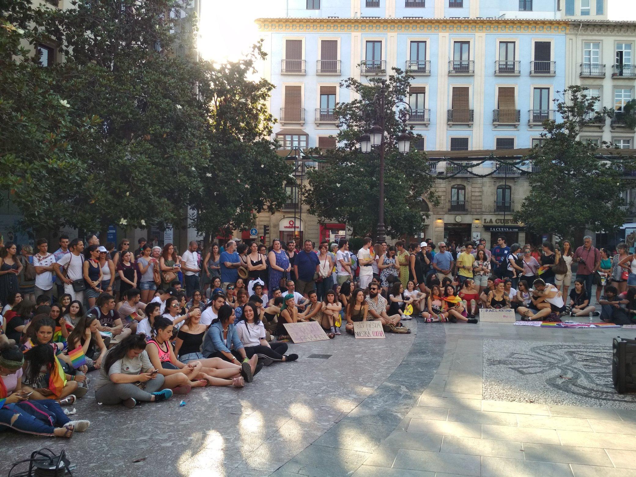 Granada Visible exige al Ayuntamiento la reapertura del Observatorio contra los delitos de odio