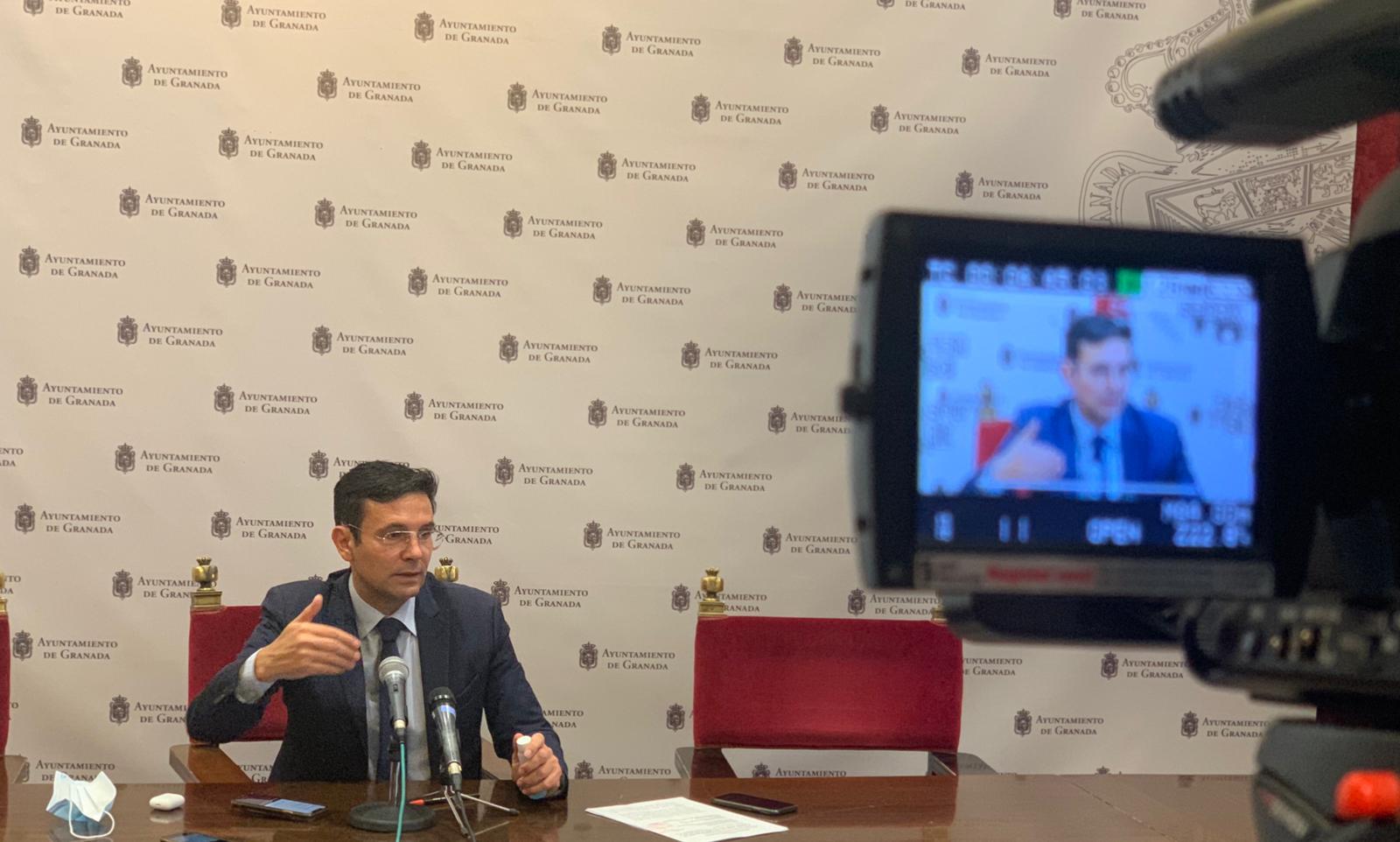 Cuenca cree que en el año de mandato de Salvador lo único positivo ha sido el acuerdo de presupuestos posibilitado por el PSOE