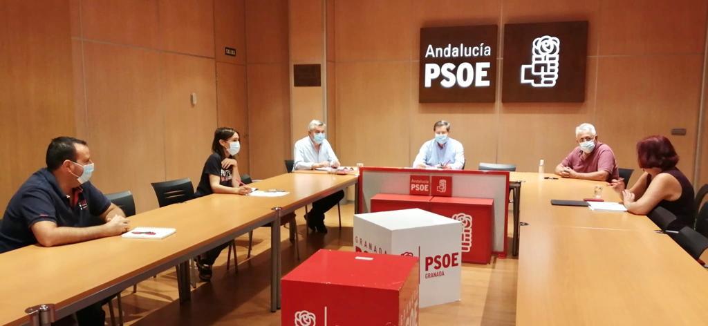 """El PSOE apoya la movilización sindical del 28-J y defiende una reconstrucción social y económica """"justa y equitativa"""""""