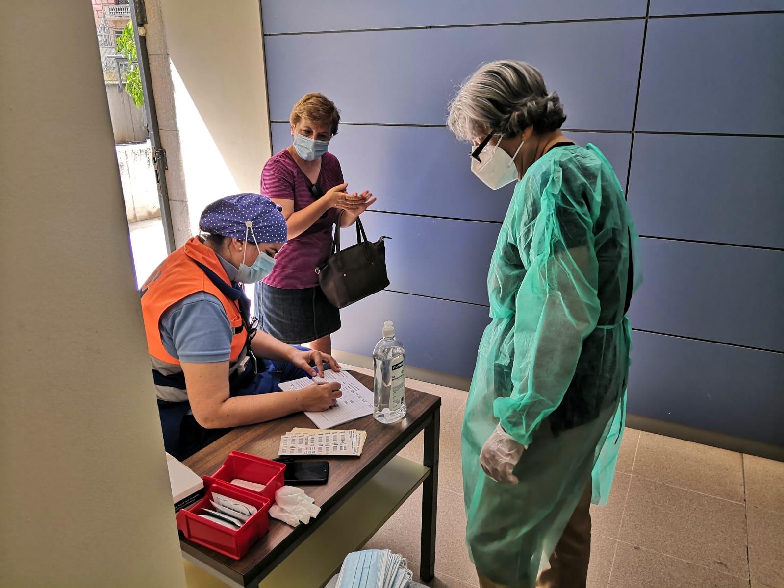 Los pueblos con tasa de incidencia mayor de mil piden rapidez en vacunación