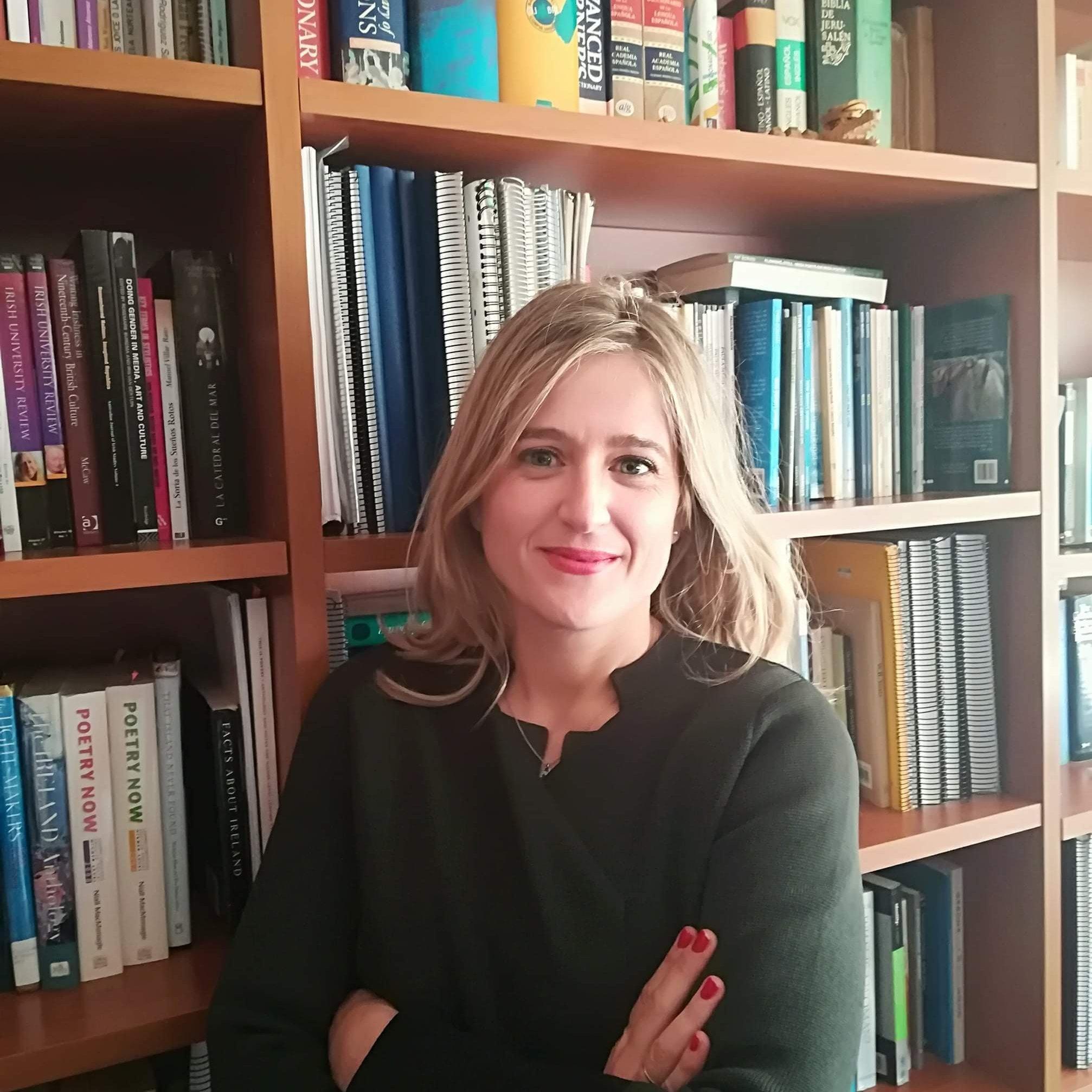 La profesora de la UGR Pilar Villar Argáiz, presidirá la Asociación Española de Estudios Irlandeses (AEDEI)