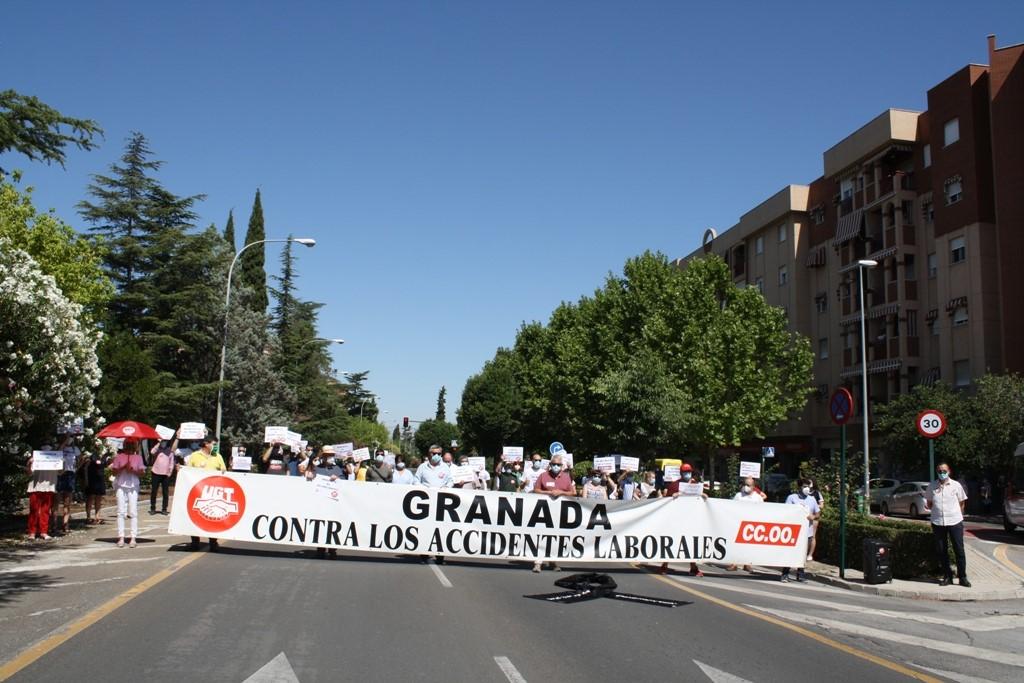 UGT y CCOO exigen más seguridad laboral en el sector del campo tras el accidente mortal de Guadahortuna