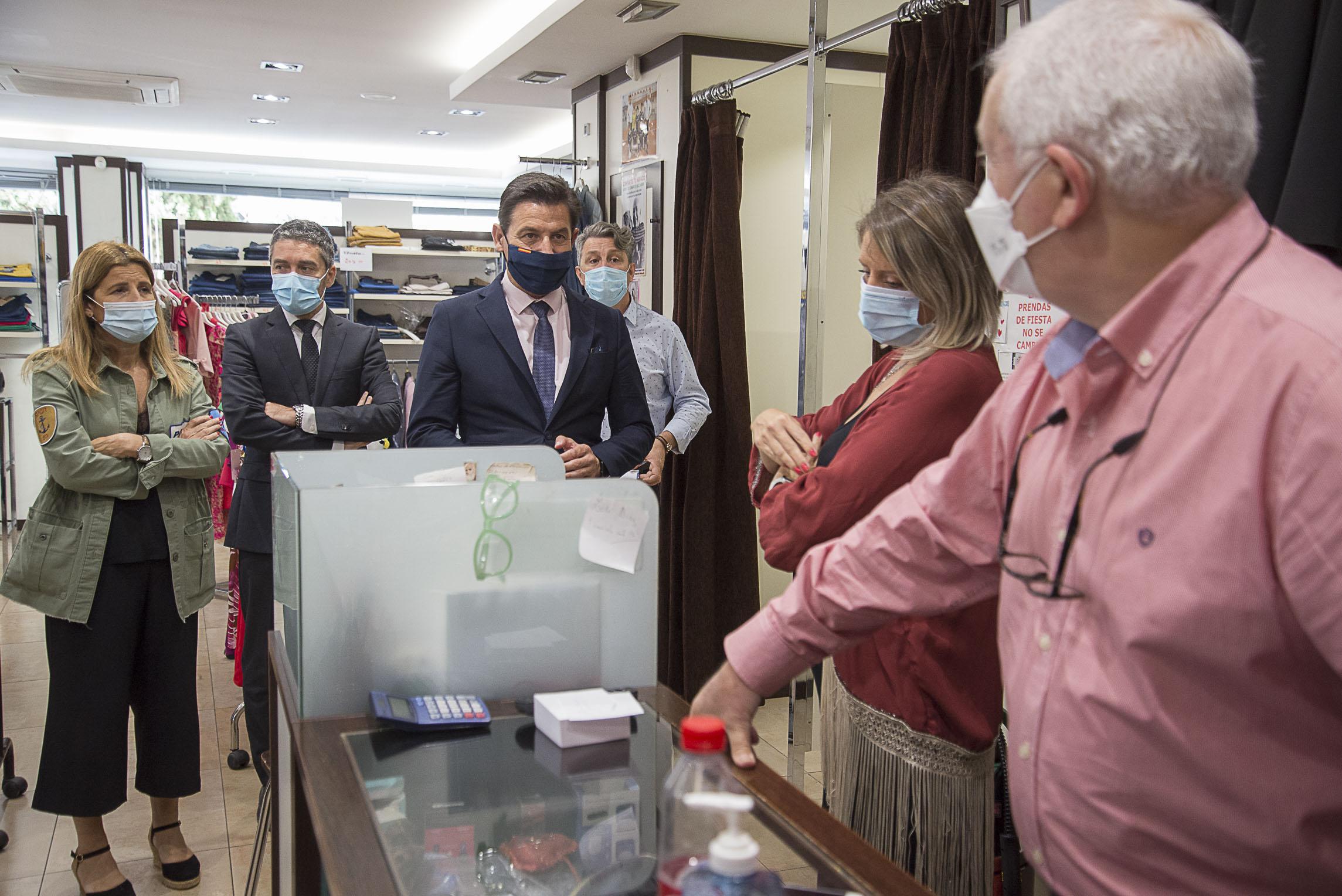 El Ayuntamiento remarca las obras en la Chana como medida de activación económica
