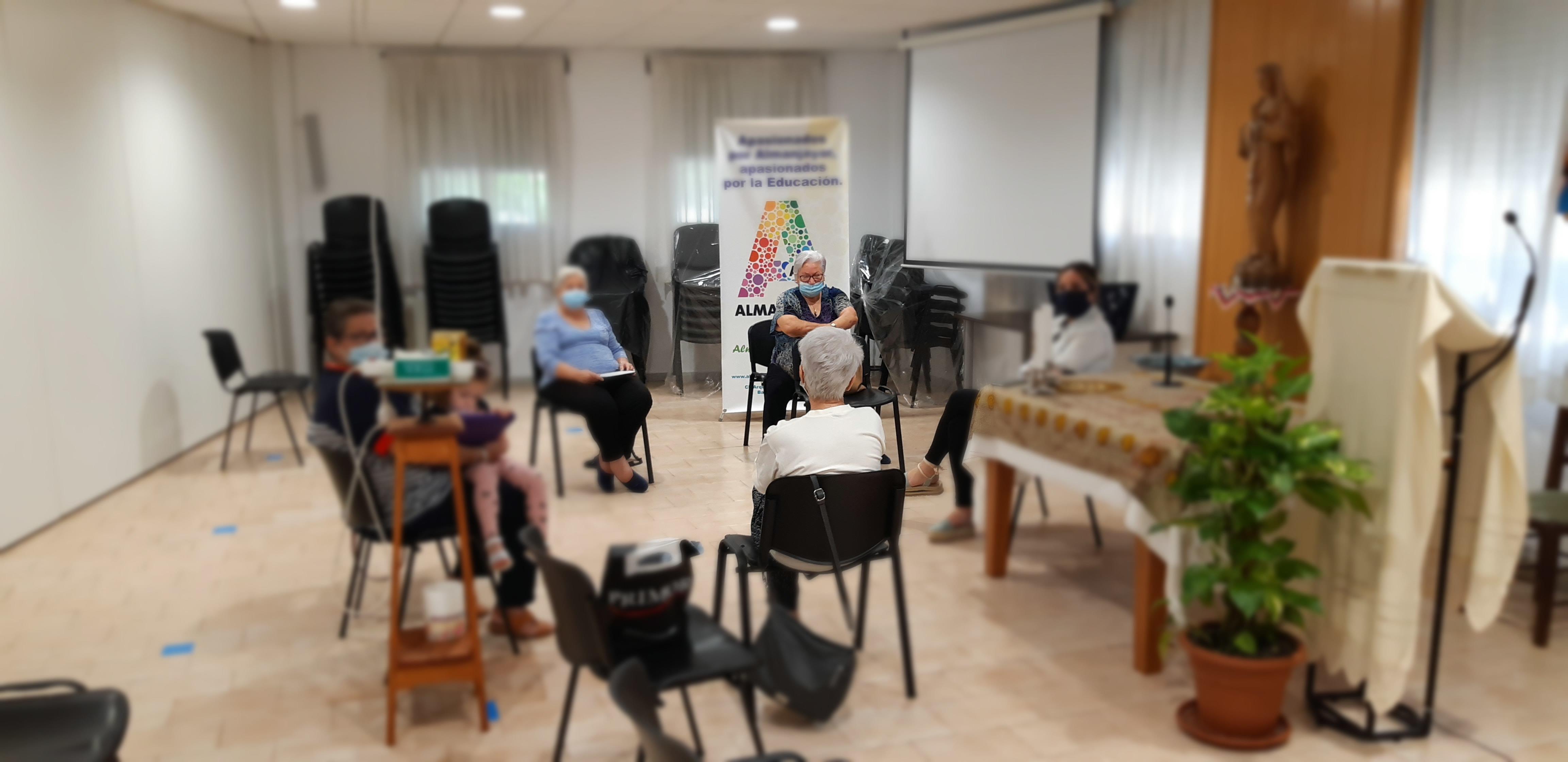 La Asociación Almanjáyar en Familia ampliará sus instalaciones y servicios en el distrito Norte de Granada